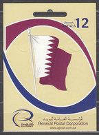 Qatar - Correo Yvert 887 Carnet ** Mnh  Bandera - Qatar