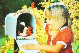 Mailbox   Boite Aux Lettres Lapin Fillette - Poste & Facteurs