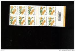 Belgie Boekje Carnet 2008 B91 BUZIN Flowers Tagetes 3785 - Booklets 1953-....