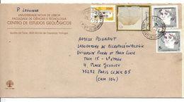 PORTUGAL LETTRE POUR LA FRANCE 1995 - 1910 - ... Repubblica