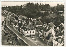 37 - Veretz - La Place Et Le Quai  -  Vue Aérienne - France