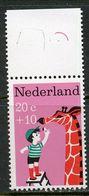 No 895 Onduidelijke Markering 'omgekeerde U' In Velrand Very Fine VERY FINE (19545-37) - Unused Stamps