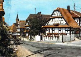 67 - Hunspach - Vue Dans Le Village - Sonstige Gemeinden