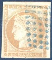 Colonies Générales - Cérès - Cachet Losange Bleu - (F1548) - Ceres
