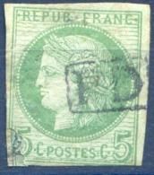 Colonies Générales - Cérès N°17 - Oblitéré PD - Défectueux - (F1549) - Ceres