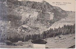 Passy Plaine Joux Et Le Derochoir 1925 - Passy