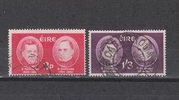 Yvert 153 / 154 Oblitérés - 1949-... République D'Irlande