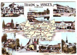 88. THAON LES VOSGES . MULTI-VUES . CPSM . Editeur COMBIER - Thaon Les Vosges