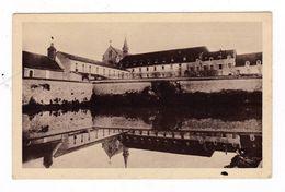 Jolie CPSM La Puye, Indre, Communauté Des Filles De La Croix, 1954 - Otros Municipios