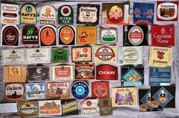 Belgique Biere Etiquette Bieretiket Lot 06 - Beer