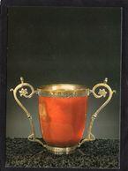 CALICE DE SISINNIOS  Coupe:1er-II Eim Siécle ;Monture: Xe Siécle  Le Trésor De Saint-Marc De Venise Grand Palais 1984 - Bellas Artes