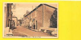 AIGRE Rue De La Poste (Robin Combier) Charente (16) - Francia