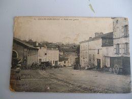 Celles Sur Belle  Halle Aux Grains   (tel Quel) - Celles-sur-Belle