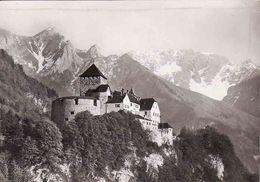 Liechtenstein, Castle Vaduz, Unused - Liechtenstein