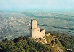 67 - Scherwiller - Château D'Ortenbourg (XIIIe Et XIVe Siècles) - Vue Aérienne - France