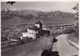Liechtenstein, Castle Vaduz, Kreuzbergen And  Säntis, Unused - Liechtenstein