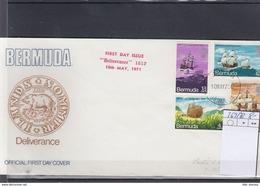 Beruda Michel Cat.No. FDC 269/272 - Bermudas