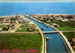 CASAL BORSETTI  RAVENNA  Porto Canale Panorama - Ravenna