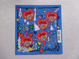 FRANCE 2010   BF129   * *   NO YT 4432A   BLOC  SAINT VALENTIN DE LANVIN LOT DE 10 PIECES - Nuovi