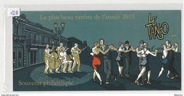 France Bloc Souvenir N° 129 Le Tango  ,sous Blister - Souvenir Blocks