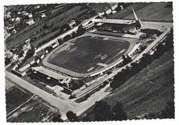 CLA030 - LUCCA STADIO COMUNALE VISTO DALL' AEREO ESTADIO DE FUTBOL SOCCER FOOTBALL STADIUM 1954 - Lucca