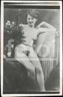 EROTICA SEX EROTIC NUDE WOMAN NACKT FEMME FRAU NU NAKED EROTIQUE NUE EROTIK SEXY PHOTO FOTO NK289 - Belleza Feminina (...-1920)