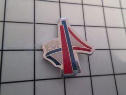 415b Pin's Pins / Rare & Belle Qualité !!! THEME : EDF GDF / EDF Qui S'est Pas Fatiguée Sur Ce Coup ! CENTRALE DU HAVRE - EDF GDF