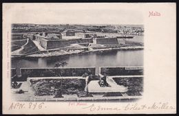 CPA Malte / Malta - Fort Manoel - 1901 - Malta
