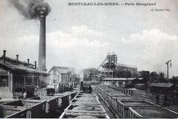 MONTCEAU LES MINES     Puits  Maugrand - Montceau Les Mines