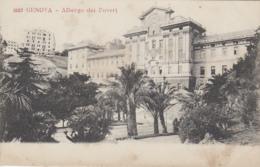 Italie - Torino - Genova - Albergo Dei Poveri - Bars, Hotels & Restaurants
