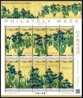 Japan 2017 Philately Week—Paintings/stamp Sheetlet MNH - 1989-... Keizer Akihito (Heisei-tijdperk)