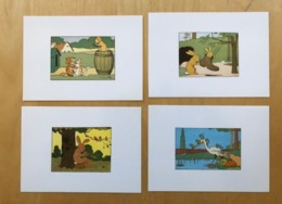 LOT DE TRES BELLES REPRODUCTIONS RABIER ET HANSI - Cartes Postales