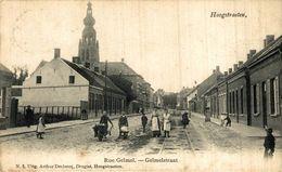 HOOGSTRAETEN  Hoogstraten  Rue Gelmel - Gelmelstraat  ANVERS ANTWERPEN - Hoogstraten