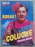 ROCK HIT N°7 COLUCHE - People