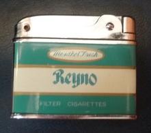 Briquet à Essence  REYNO  Cigarettes Menthol - Autres