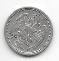 *serbia 10 Para  1912 Km 19 Xf - Serbia