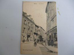 Bellac Rue Thiers    (tel Quel ) - Bellac