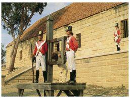 """(A 38) Australia - NSW - Gosford - Old Sydney Town """" Gaol"""" - Altri"""