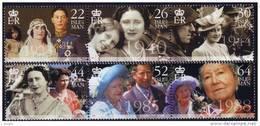 Ile De Man 2000 Yvertn°  892-97 *** MNH Cote 12 Euro Queen Mum - Isle Of Man