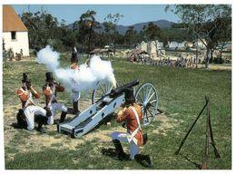 "(A 38) Australia - NSW - Gosford - Old Sydney Town "" Cannon Firing"" - Altri"