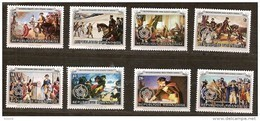 Rwanda Ruanda 1976  OBCn° 753-60 *** MNH  Cote 4 Euro Independance Day Surchargés - 1970-79: Mint/hinged