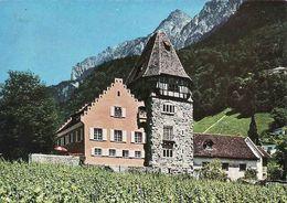 Liechtenstein, Fürstentum, Vaduz, Rotes Haus, Unused - Liechtenstein