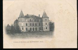 32 -- Chateau De Miramont, Par Montestruc - France