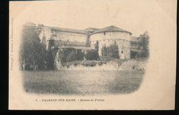 32 -- Valence - Sur - Baise -- Ruines De Flaran - France