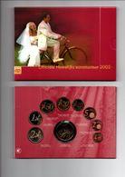 NEDERLAND EUROMUNTENSET 2002 HUWELIJKSSET MARRIAGESET - Pays-Bas