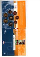 NEDERLAND MUNTSET 2001 NATIONAAL FONDS SPORT GEHANDICAPTEN - Pays-Bas