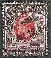 Orange Free State 1912. 6d Used In Transvaal. Z137. Interprovincial. - Oranje-Freistaat (1868-1909)
