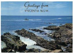 (A 38) Australia - NSW - Ship In Vicentia - Altri