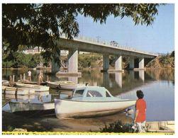 (A 38) Australia - NSW - Uranga New Bridge + Boat - Altri
