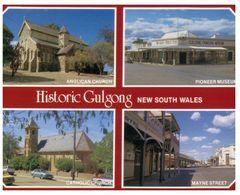 (A 38) Australia - NSW - Historic Gulgong (4 Views) - Altri